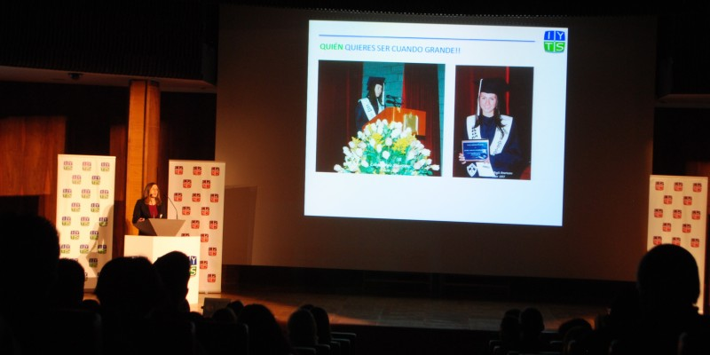 Sandra Cifuentes conferencia IYTS I International Young Talent Seminar