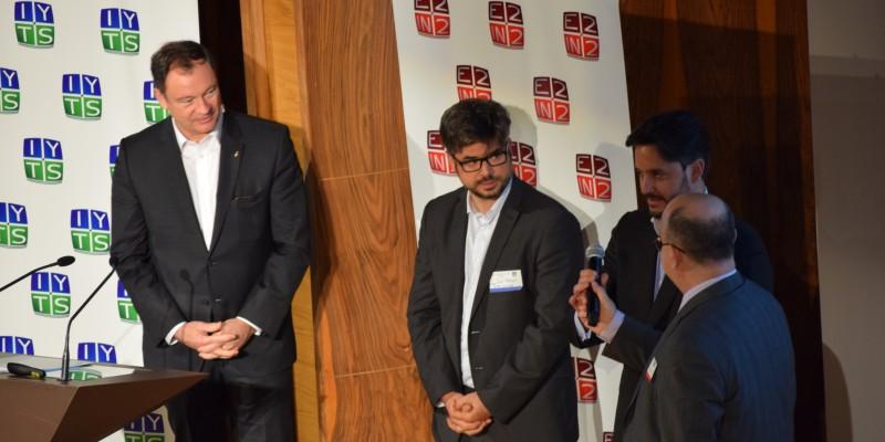 Alianza y concurso E2 IN2 y zero2infinity en el IYTS International Young Talent Seminar