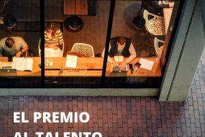 El premio al talento y al emprendimiento