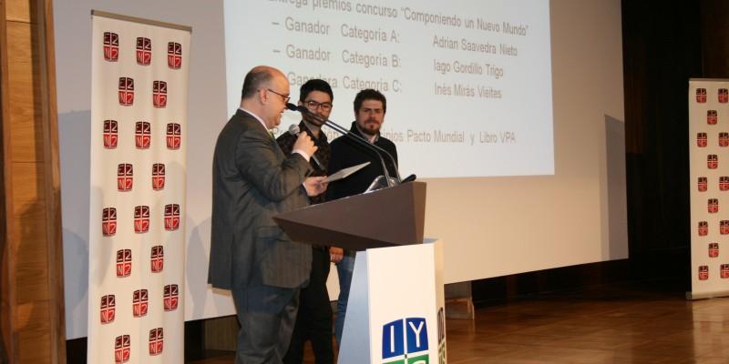 Reconocimiento talento concurso bso IYTS I International Young Talent Seminar