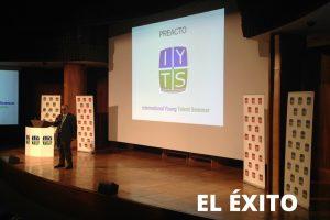 El éxito del I International Young Talent Seminar