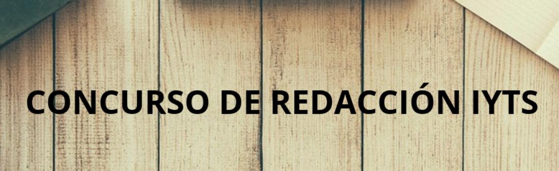 Concurso de Redacción: ¡Habemus ganadora!