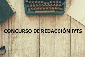Concurso de Redacción: La experiencia de Paloma Blanca25 en el IYTS