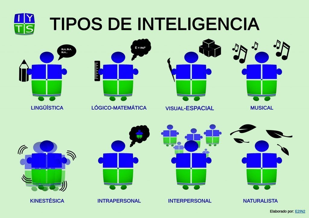 tipos-inteligencia-iyts-international-young-talent-seminar
